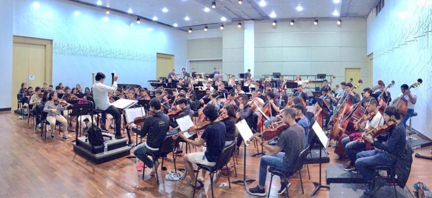 Esta noche concierto de la Filarmónica Joven de Colombia enValledupar