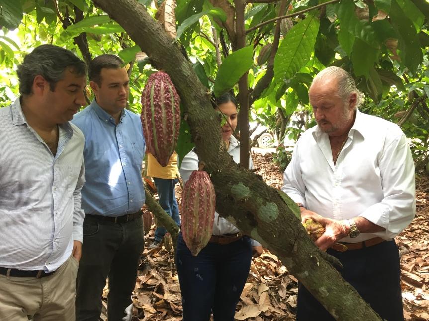 Sector agropecuario del Cesar continúa atrayendo a inversionistasextranjeros