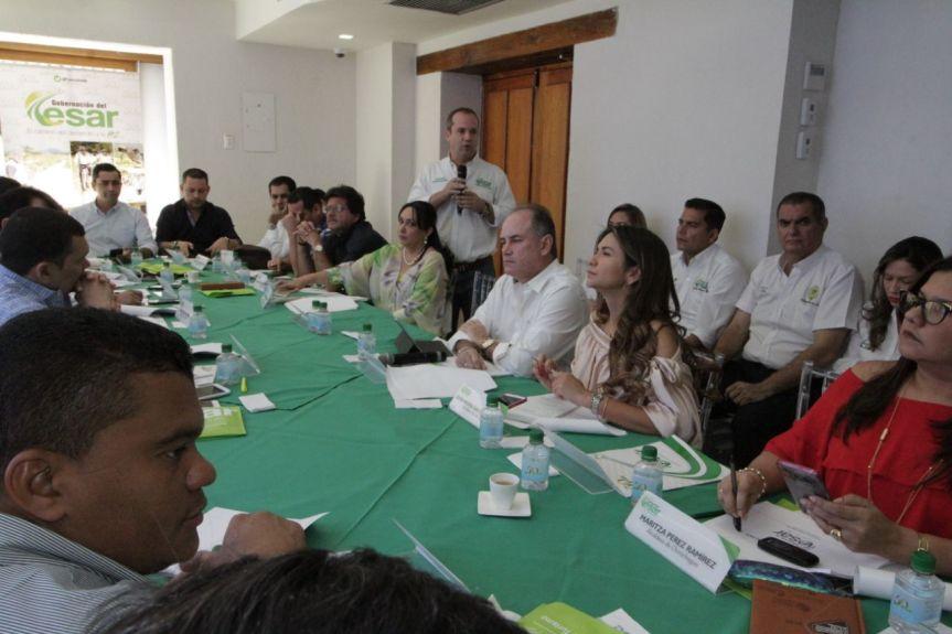 Encuentro de Alcaldes delCesar