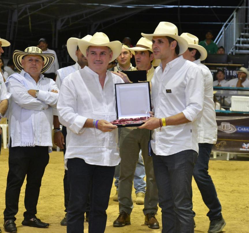 Reconocimientos en 34 Feria Nacional Equina y segunda Ovina delCaribe