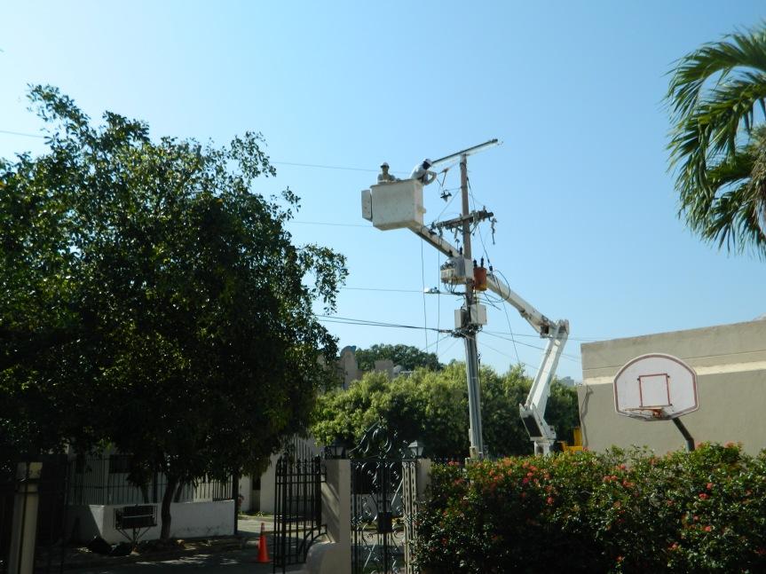 Electricaribe adelantará obras deredes en Valledupar y LaPaz