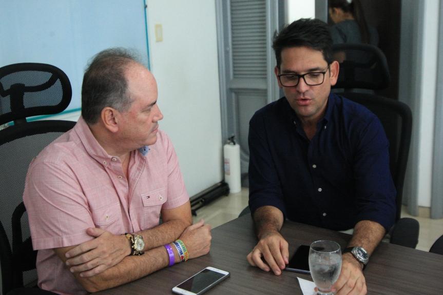 Más recursos para el Cesar tras visita deMinAGricultura