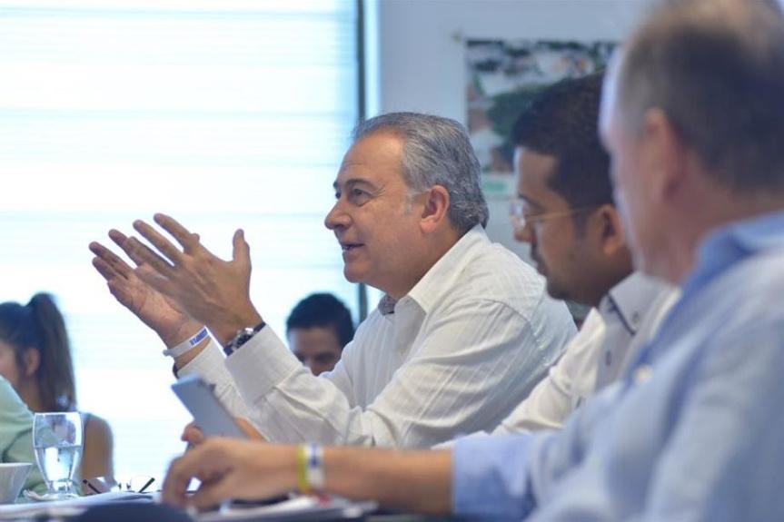 Vicepresidente Naranjo lideró encuentro de seguridad ciudadana enValledupar