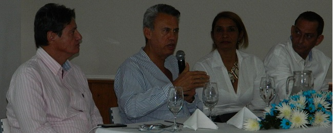 En Valledupar, el ex minAgricultura, Lizarralde, recogió aportes de ideas para robustecer política agropecuaria de MartaLucía
