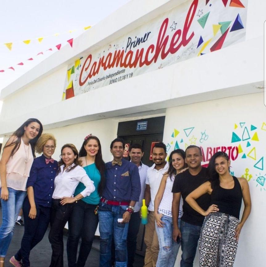 4a Feria Caramanchel enValledupar