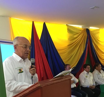 ENRIQUE MEZA DAZA rector UPC