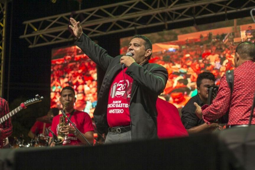 64 Canciones Inéditas se inscribieron en FiestaCelestial