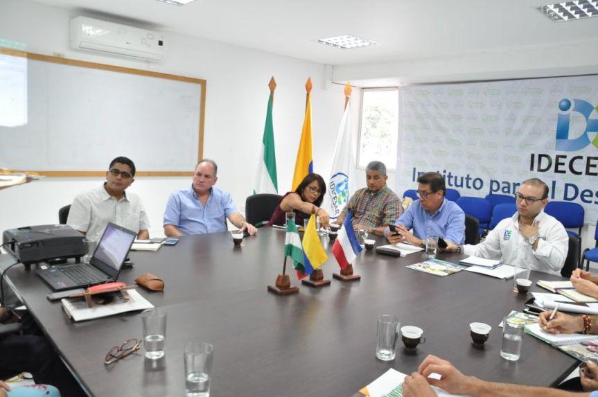 Gobierno Departamental y congresistas cesarenses apoyarán labor de instituciones financierasregionales
