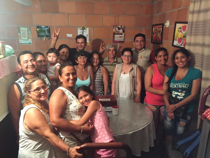 """Familias del Cesar avanzan en superación de la pobreza y encuentran alternativas al """"gota agota"""""""