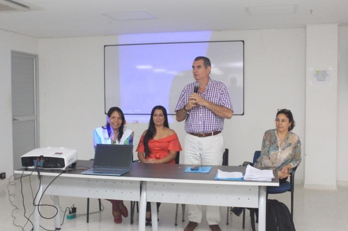 INSTALACIÓN ACTO DE SOCIALIZACIÓN DE RESULTADOS- Director salud Nicolas Muhrez