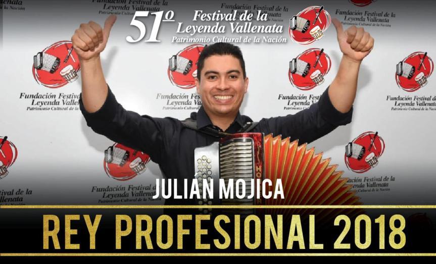 Reyes y ganadores de Concursos del Festival Vallenato2018