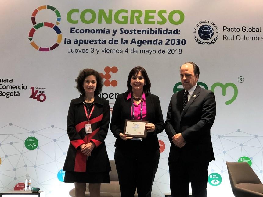 Lucía Ruíz-Pacto Global Promigas