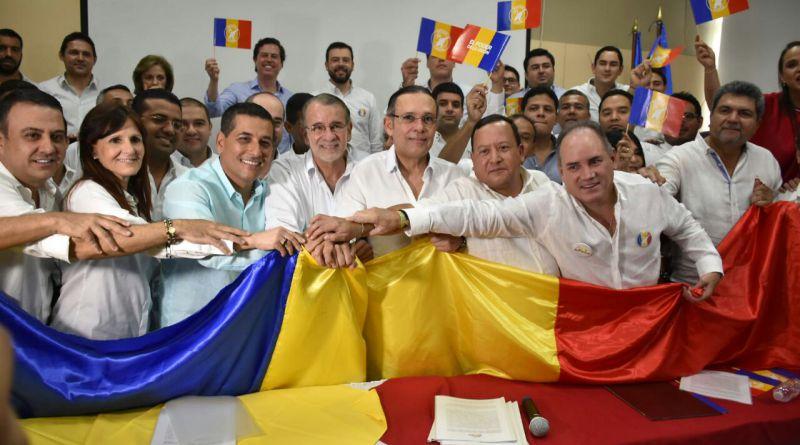 Gobernadores costeños se reunirán para construir el Plan Estratégico Regional (PER) de la RAPCaribe