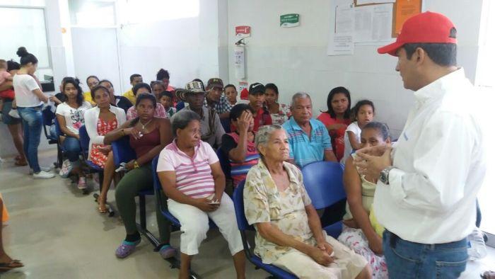 ALFONSO CAMPO MARTINEZ -Personero municipal de valledupar