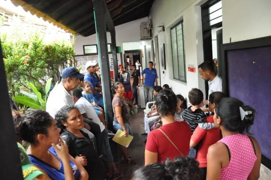 17 mil migrantes venezolanos quedaron registrados en elCesar
