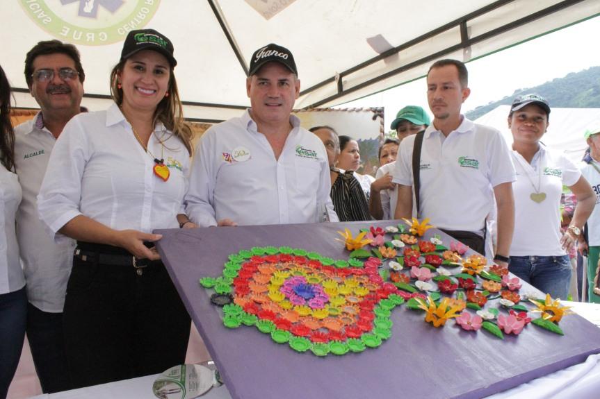 Primera ruta turística en Manaure y FeriaAmbiental