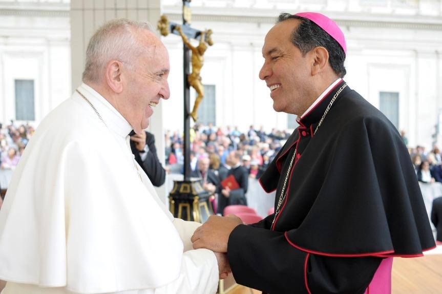 Arzobispo de Barranquilla concelebrará Eucaristía con el Papa Francisco en la Basílica de SanPedro
