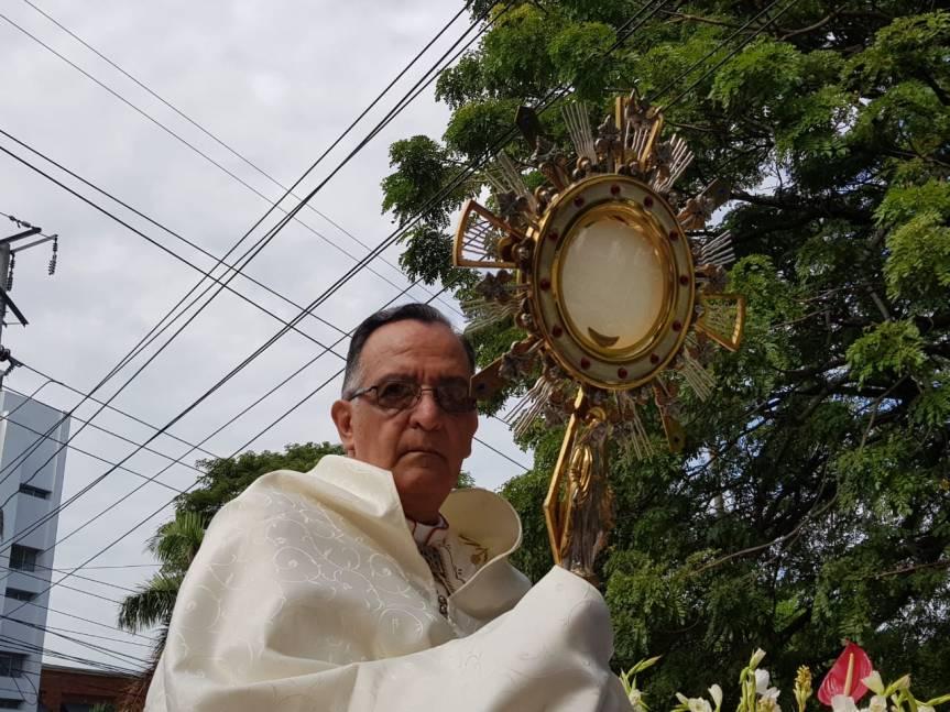 Obispo de Valledupar Oscar Vélez Isaza