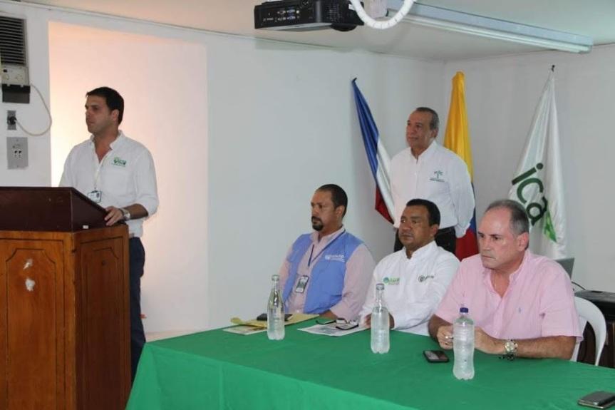 Gobierno Departamental y Fegacesar socializaron proyecto de inseminaciónartificial