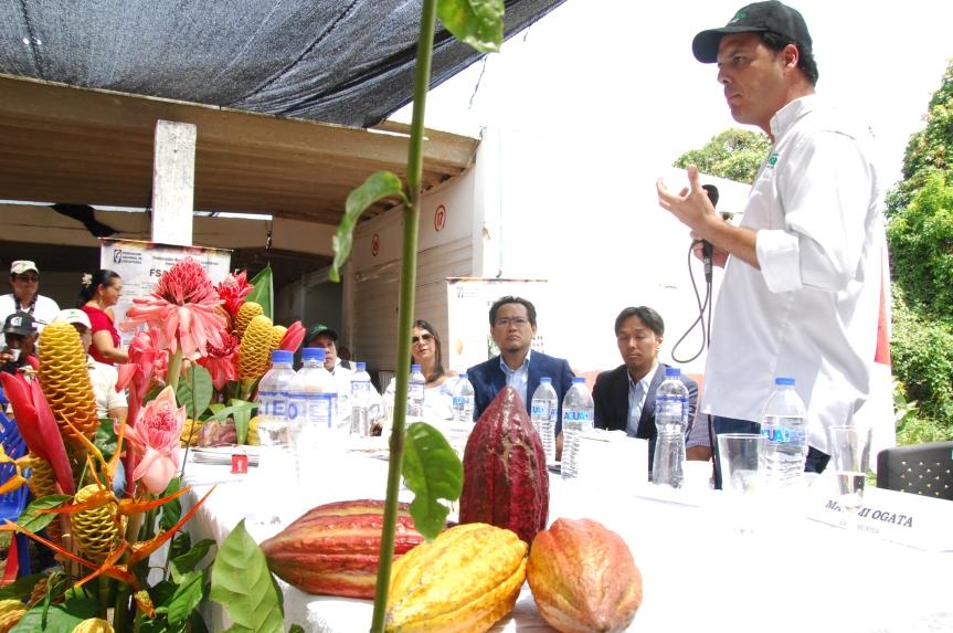 Embajada de Japón construyó tres centros de acopio de cacao en Manaure, Pueblo Bello y La Jagua deIbirico