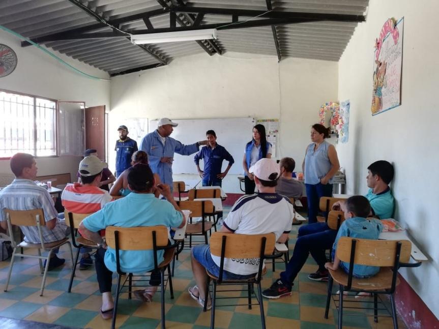 Secretaría de Salud implementa acciones de promoción y prevención tras aumento de intoxicacionespor plaguicidas enGonzález