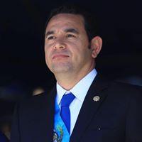 jimmy morales- guatemala