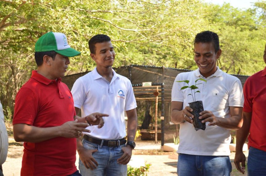 Vivero Comunitario El Tarullal ejemplo de compromiso ambiental para el desarrollo de espaciosautosostenibles