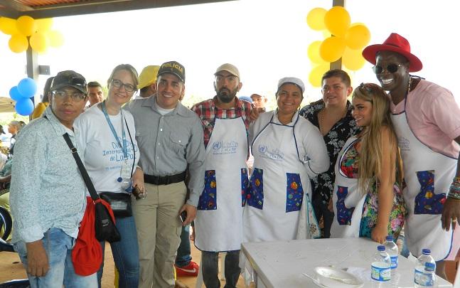 Concurso culinario liderado por la ONU para celebrar Día Internacional de la Paz en elCesar