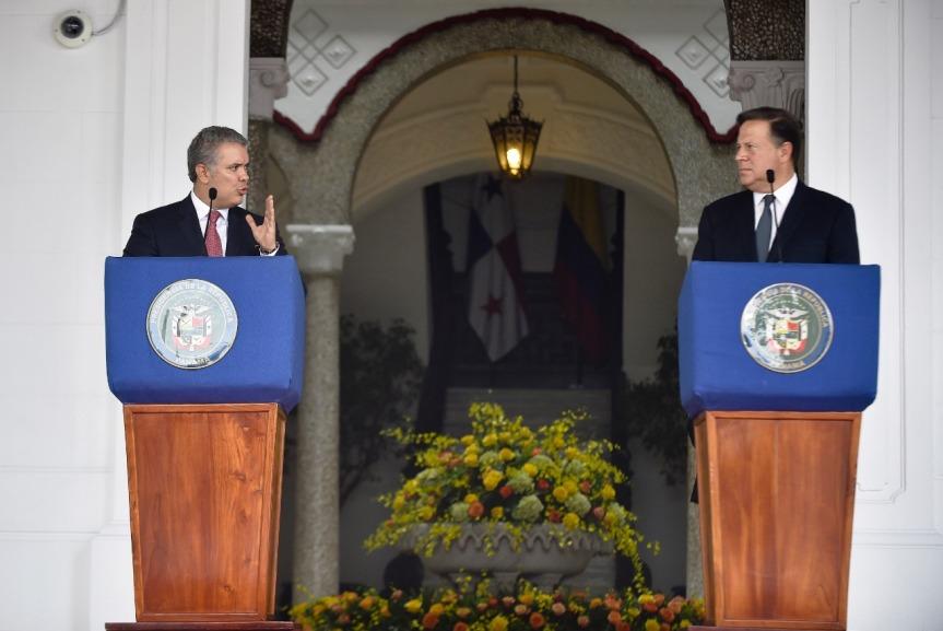 La solidaridad de todo el continente se requiere para afrontar crisis migratoria ocasionada por la dictadura de Venezuela: PresidenteDuque