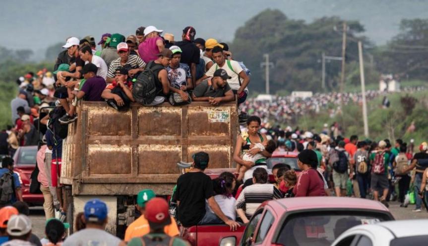caravana foto El Comercio