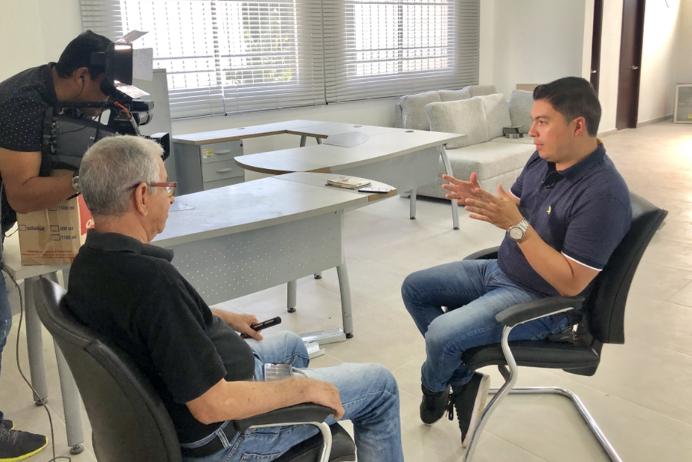 Entrevista al Rey Vallenato 2018, Julián Mojica