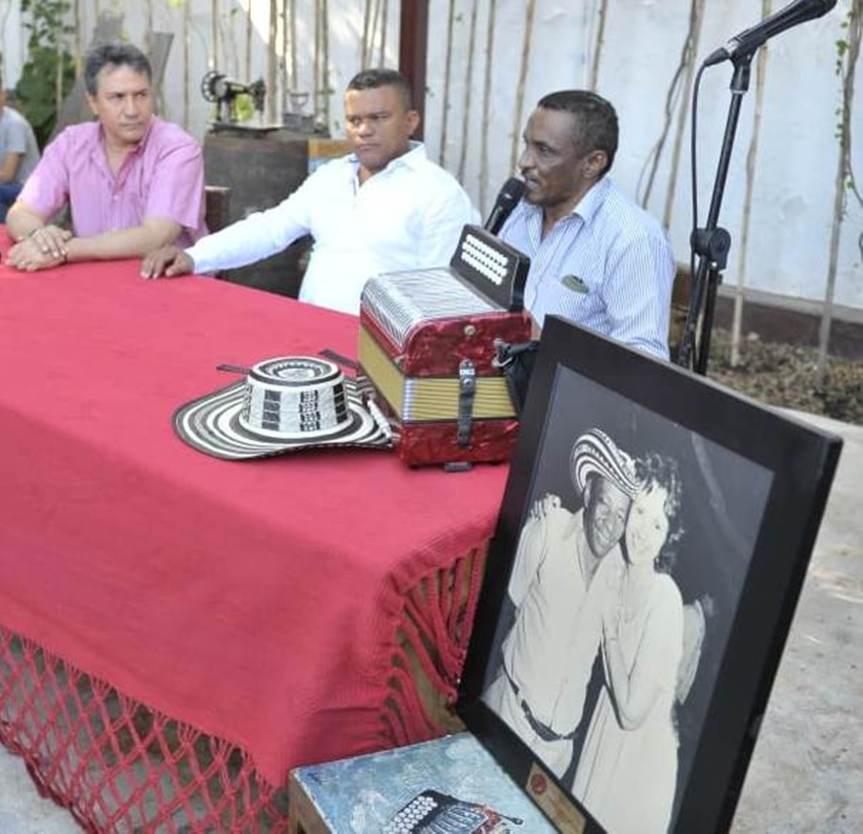 En El Paso, Cesar, se conmemorarán los 100 años del natalicio del Rey Vallenato AlejoDurán