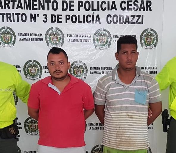 """Policía captura a """"El patico"""" y """"Guasón"""""""