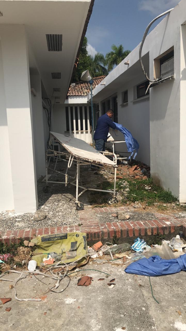 Por graves irregularidades: Supersalud toma posesión del Hospital San Jerónimo deMontería