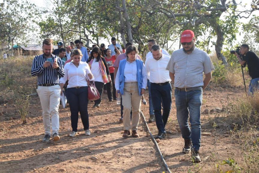 Excombatientes del Cesar y Guajira construirán sus propiasviviendas