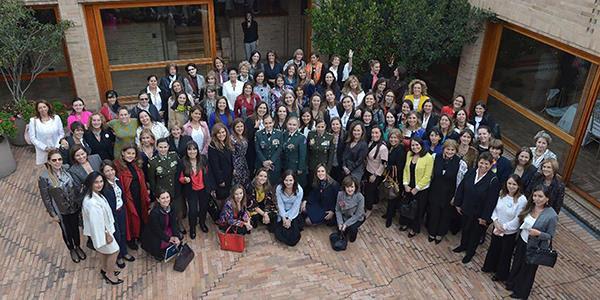 Vicepresidenta se reunió con mujeres empresarias deColombia