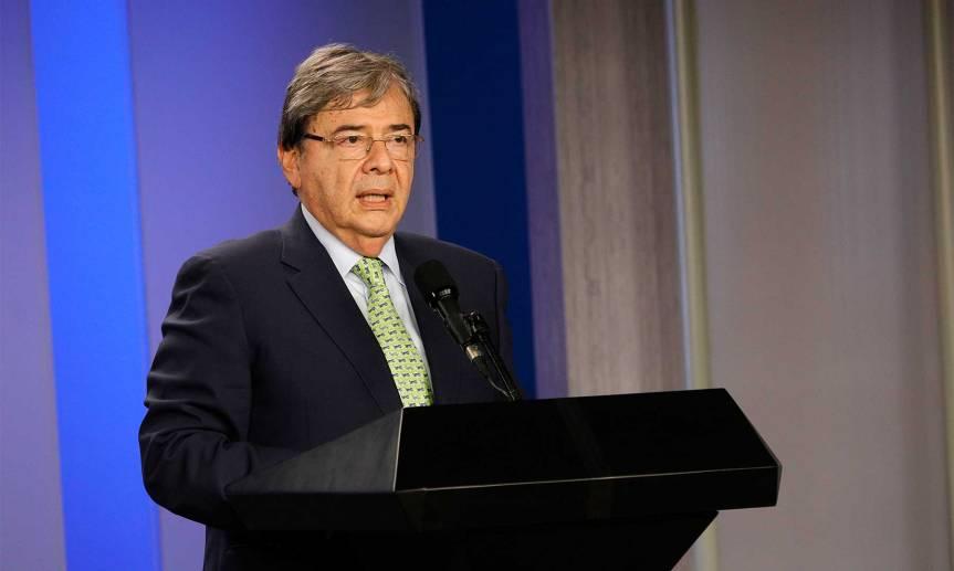 Canciller Trujillo destacó la labor de los alcaldes del país para atender a migrantes venezolanos