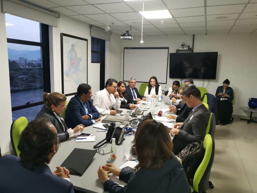 Supersalud se reunió con secretarios de salud para verificar las condiciones de atención a los usuarios deComfacor