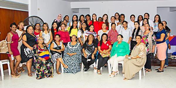 Vicepresidencia realizó seminario 'Rompiendo el Techo de Cristal' en LaGuajira