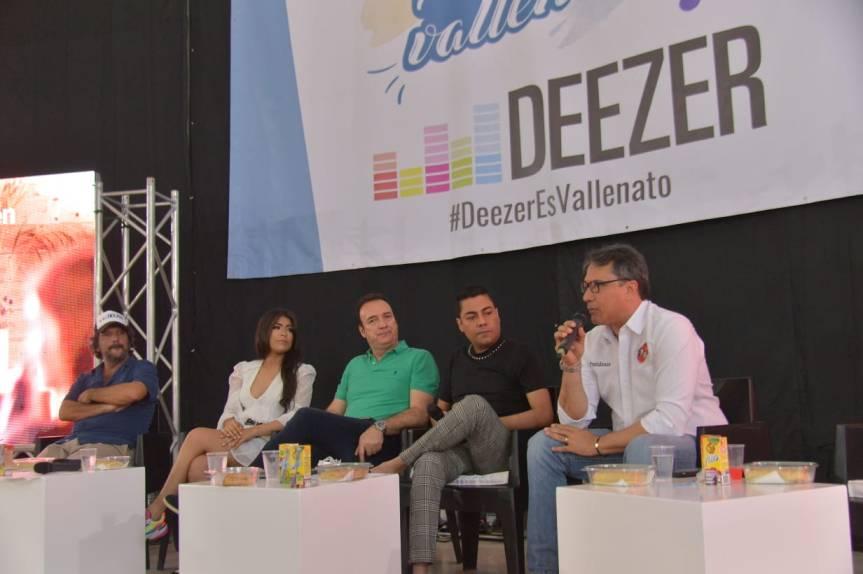 vallenato en la era digital