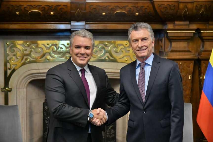Colombia y Argentina firman acuerdos de cooperación para impulsar economías creativas yturismo