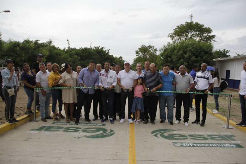 Guaimaraleros recibieron carretera que los comunica con ElPerro