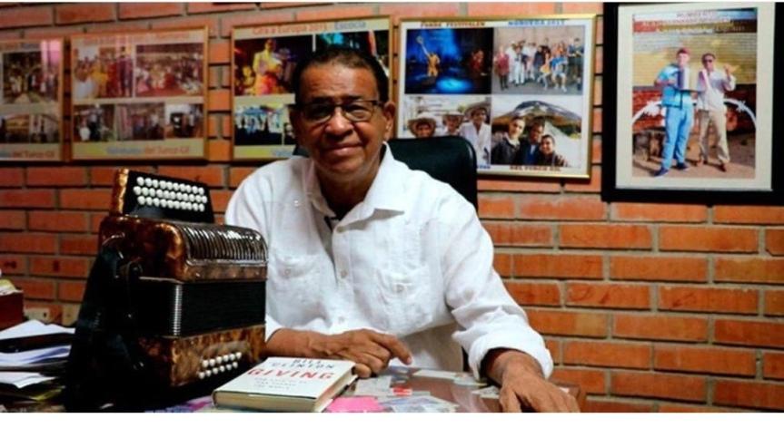 """Fundación del Festival Vallenato convocará a artistas para participar en concierto a favor de """"El Turco""""Gil"""