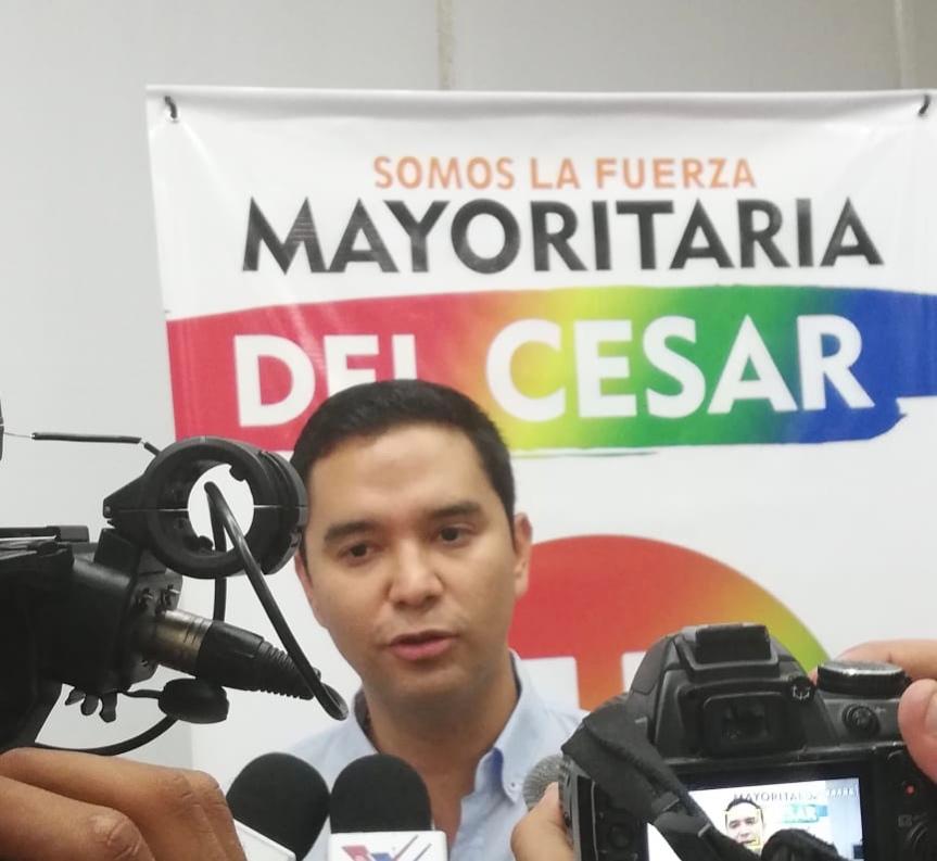 Avales y coavales fueron entregados por el partido de la U a candidatos en elCesar
