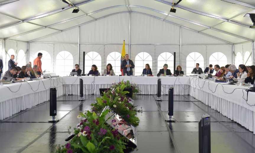 Gobierno destaca reconocimiento de la Organización de Naciones Unidas a los avances de la implementación de la paz