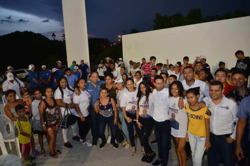 Ernesto Orozco propone microcrédito social para el emprendimientorural