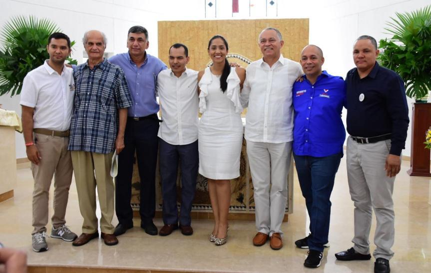 Pacto ético fue firmado por candidatos a Gobernación del Cesar y Alcaldía deValledupar