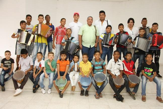 Gobernación del Cesar realizará encuentro de saberes de música tradicionalvallenata