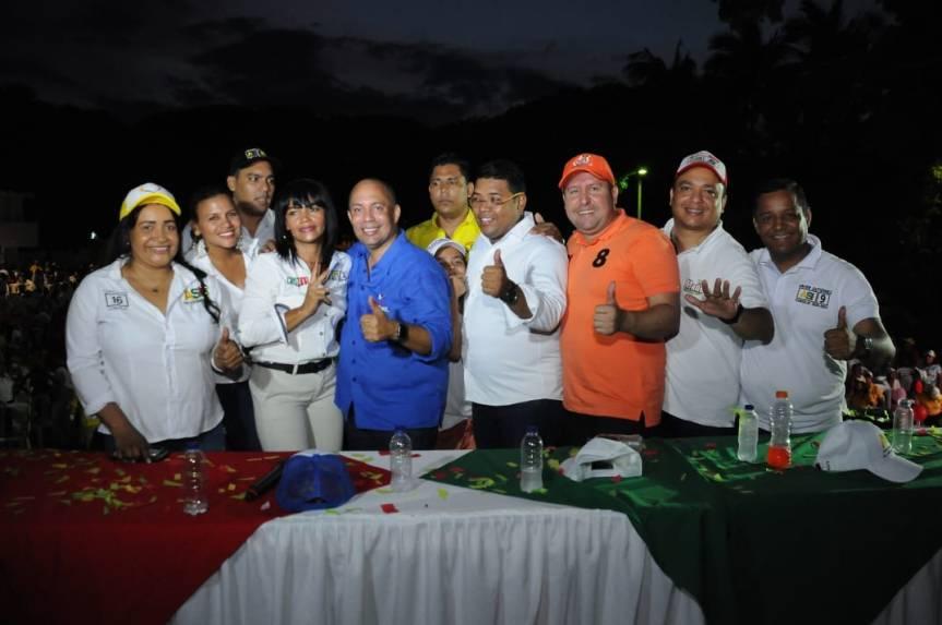 ASI ratificó respaldo a ErnestoOrozco