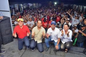 LANZAMIENTO DE CAMPAÑAS A LA ALCALDIA EN AGUACHICA (1)